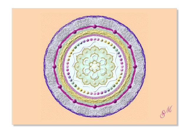 Mala Mandala No. 3
