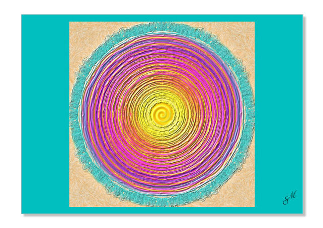 Sonnenspirale
