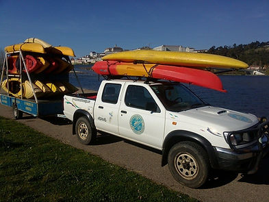 Kayaking in Portugal, Coimbra