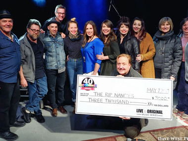 Collingwood Live & Original Music Series -2017 Winners
