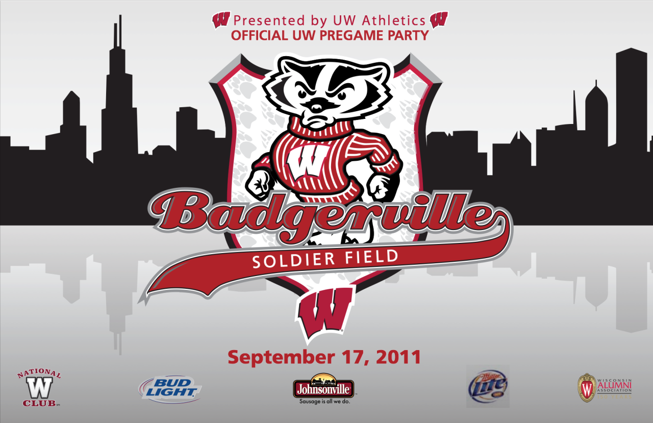 UW Madison Badgerville Event