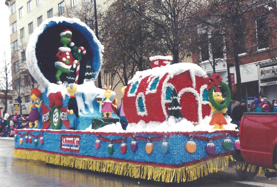 Madison Holiday Parade