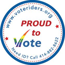 Vote Riders