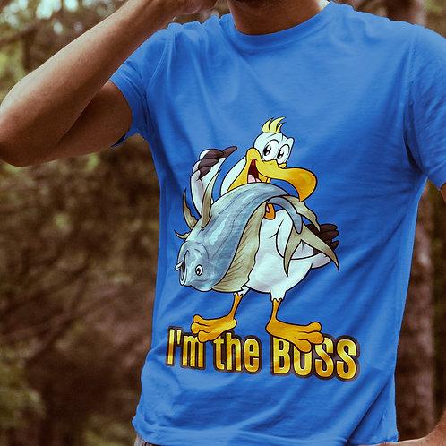 """Pelican vs Mahi """"I'm the Boss"""""""