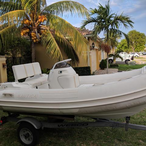 2007 Nautica Widebody Call for Price