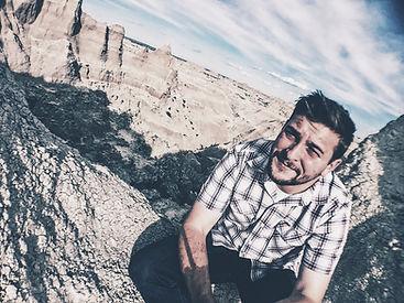 Cody at The Black Hills