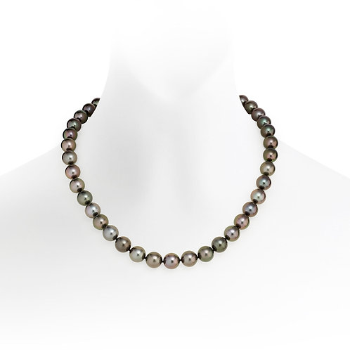 Collier de perles de Tahiti (8-9 mm)