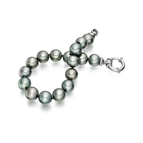 Bracelet perles de Tahiti (8-9 mm)