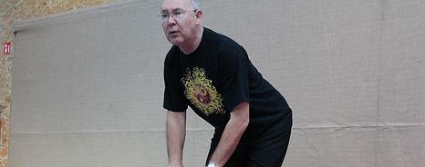 Jean-Claude Roger, professeur Tai Chi