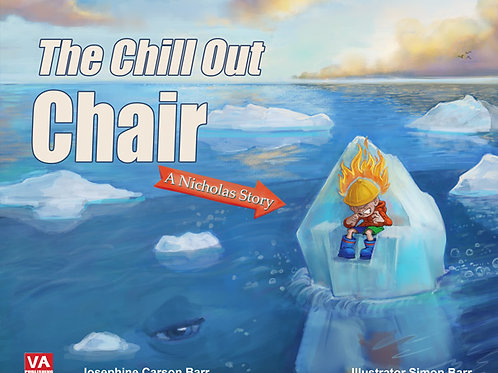 The Chill Out Chair- Children's Book