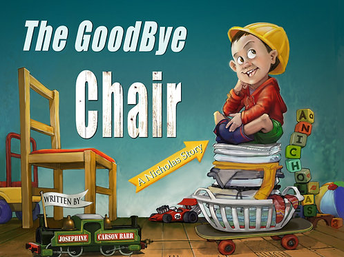 The Goodbye Chair- Children's Book