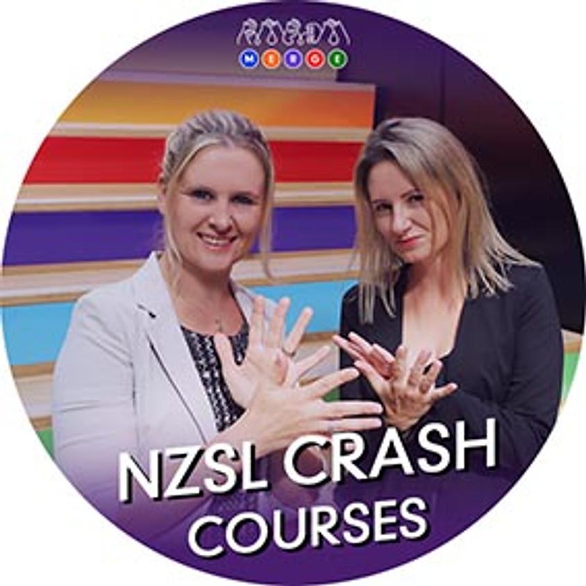 NZSL Crash Course- Whakatane