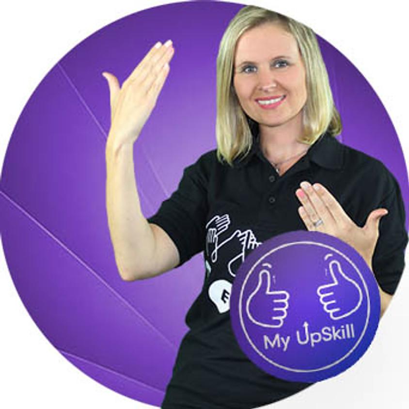 Online Deaf Culture & NZSL Workshop