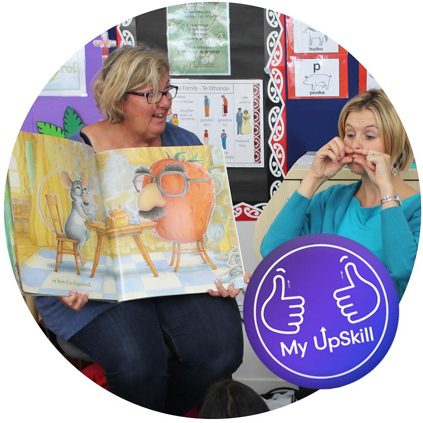NZSL for Teachers Online course - Part 1