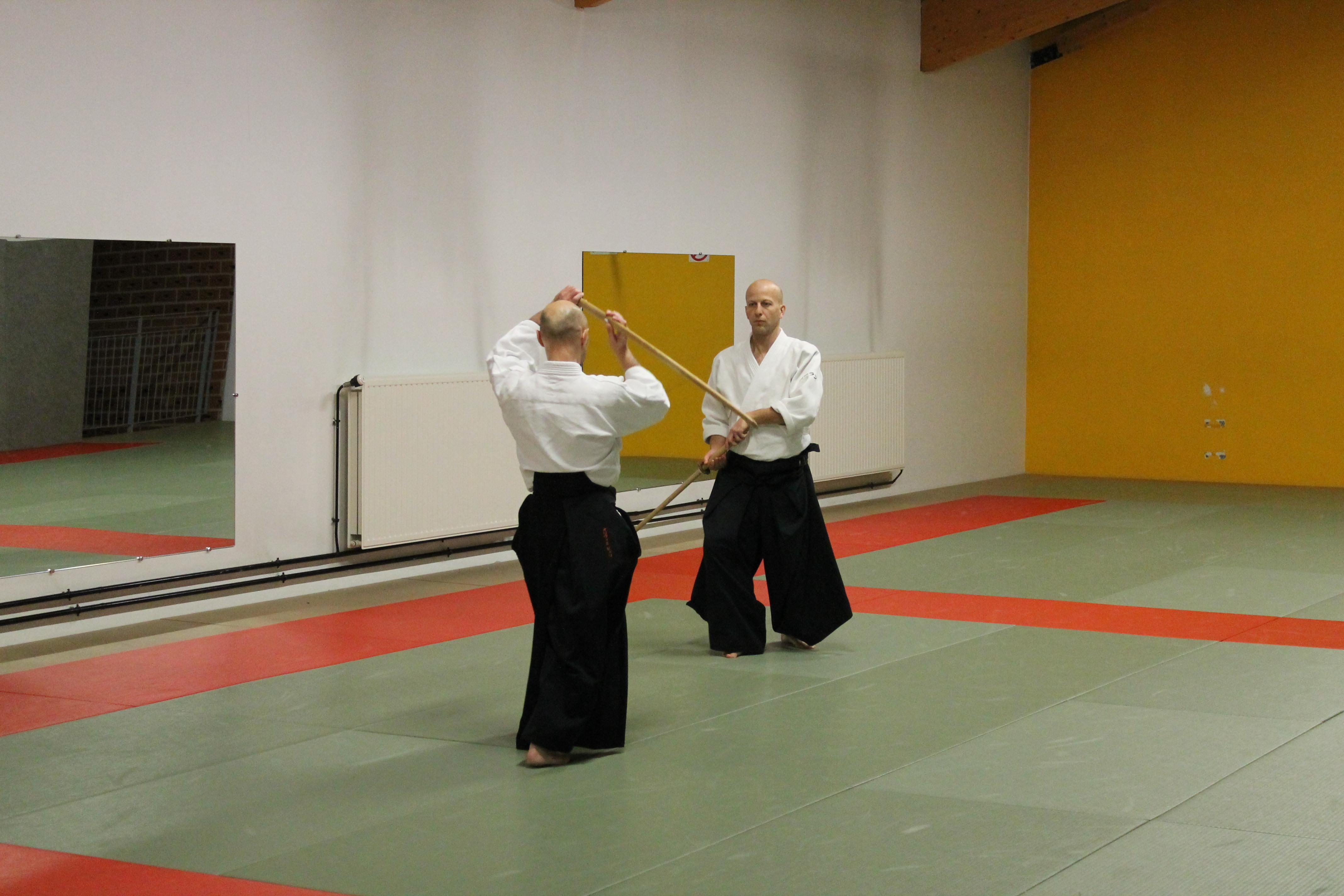 Aikido Lille Kenjutsu kashima