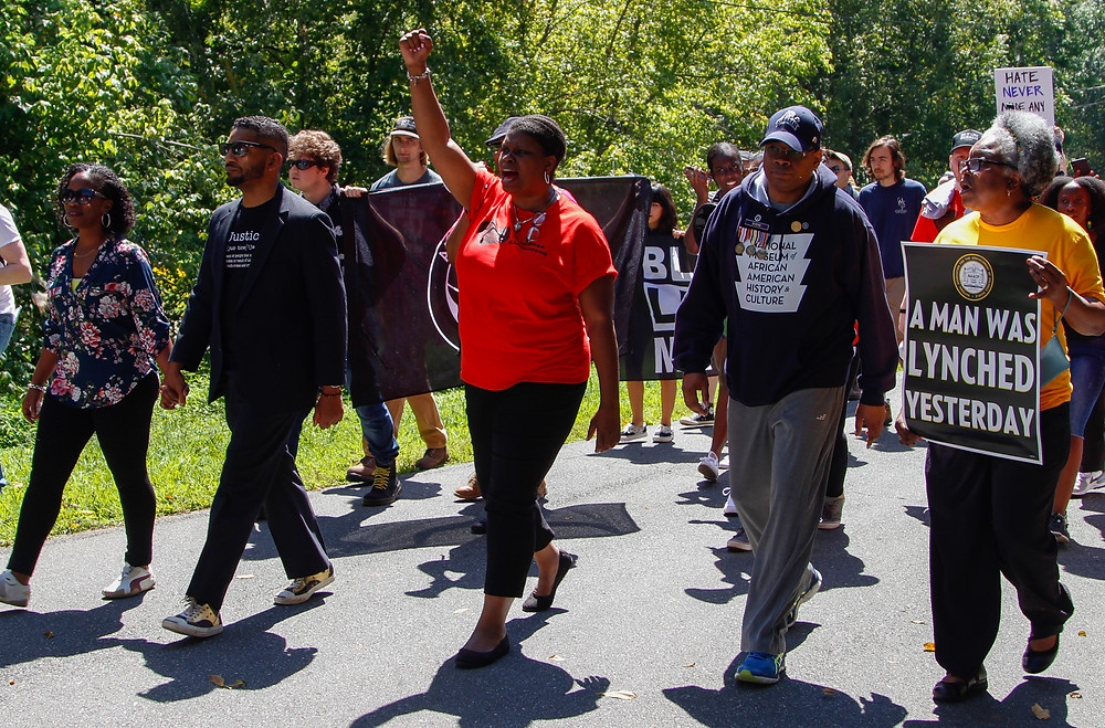 hillsborough north carolina, naacp, hate-free march