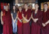 Tibeta Monks, Wesle Broome