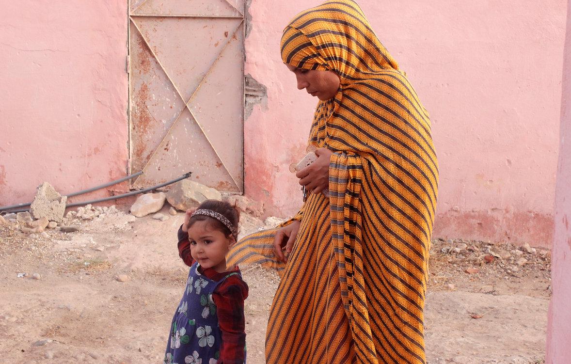 morocco, muslim, berber, woma