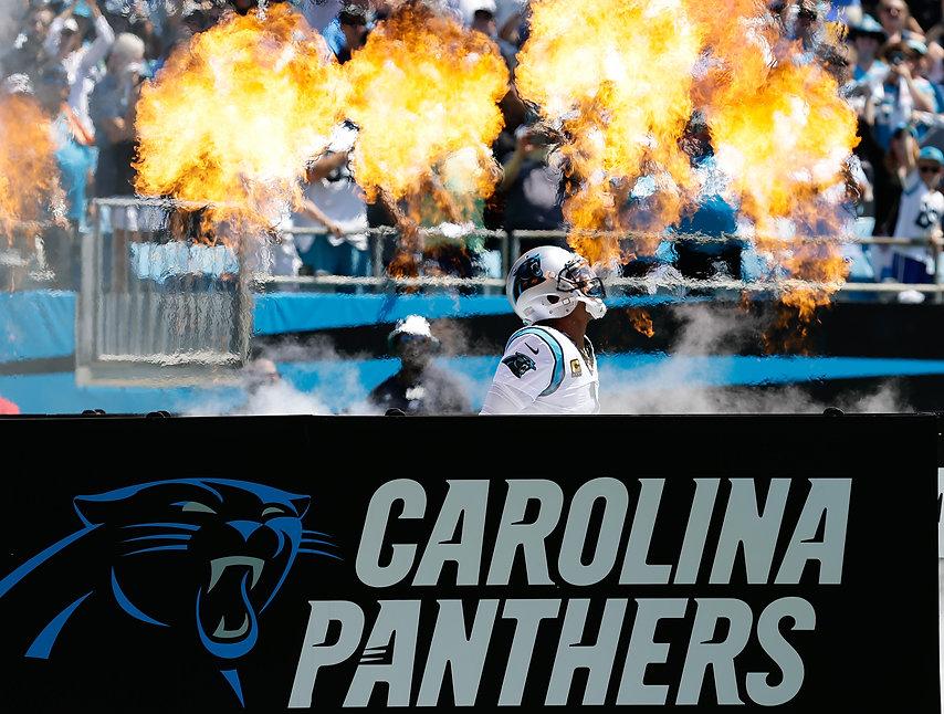 Carolina Panthers Football, Cam Newton