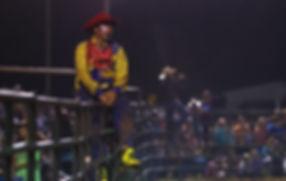 Marsall Green, rodeo clown