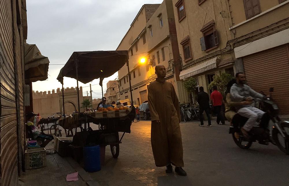 taroudant, morocco, souk