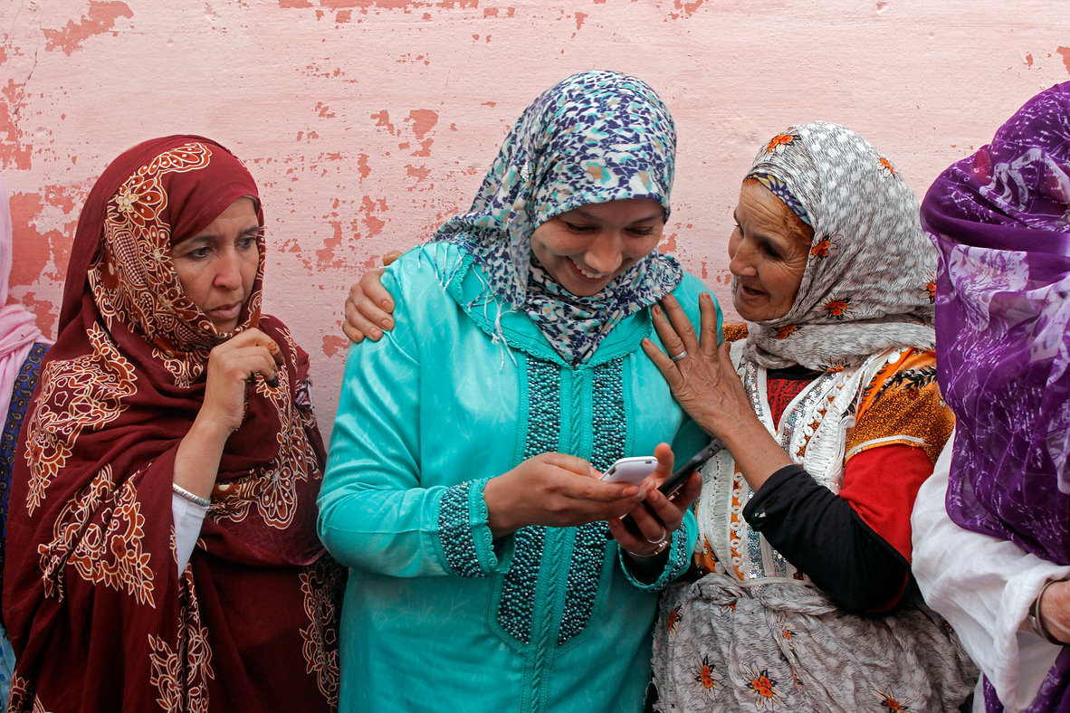 moroco, women, muslim, berber, amazigh