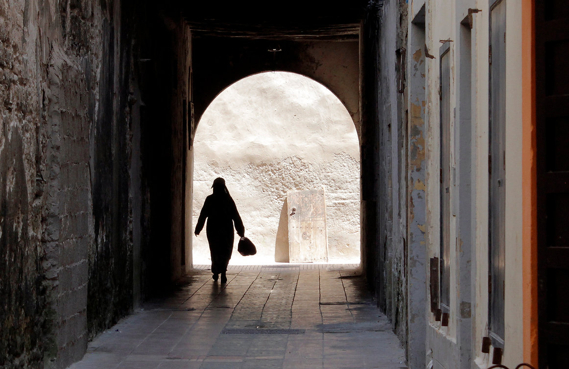 morocco, essaouira, muslim, woma