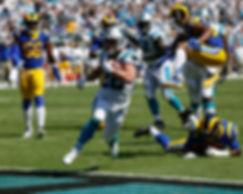 Carolina Panthers Football, Christian McCaffrey