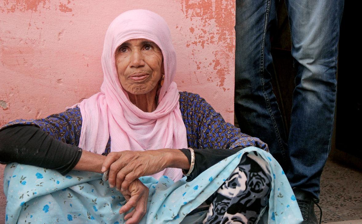 moroco, muslim, berber, woman