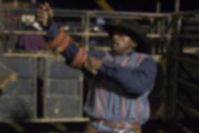 Harold Miller, cowboy