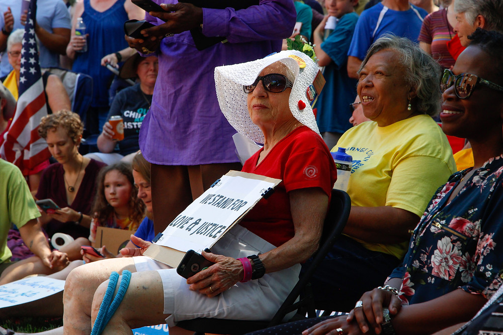 hillsborough north carolina, hate-free march