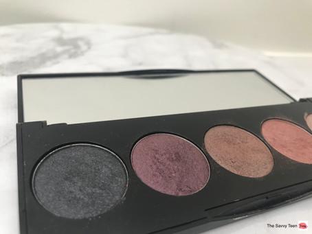 Palette Review: SMBYL Palette no. 1