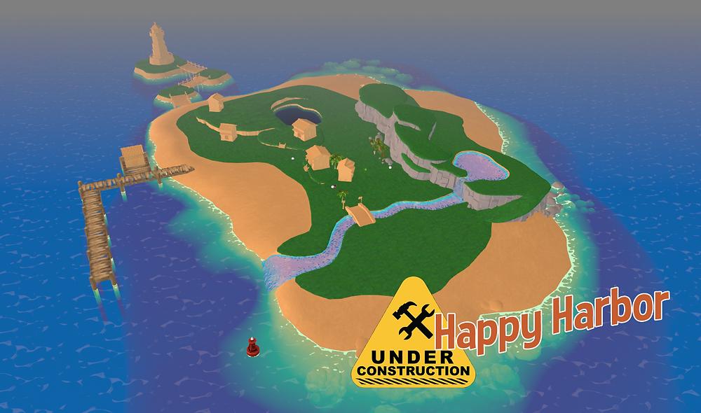 Happy Harbor Island