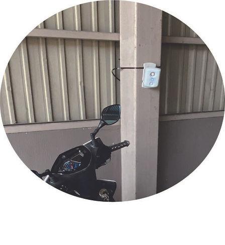 駐輪場に.jpg