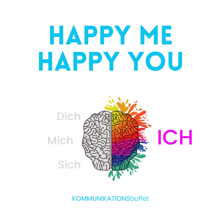 SELBSTbewusstsein - Happy Me, Happy You