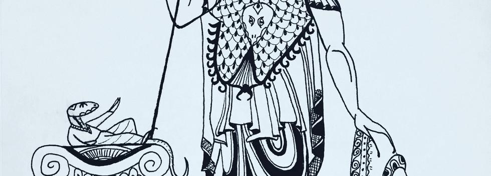 Herpedite, goddess of herps.