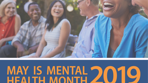 May is Mental Awareness Month