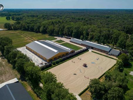 Bekijk hier de bouw van Dreeling Sport Horses