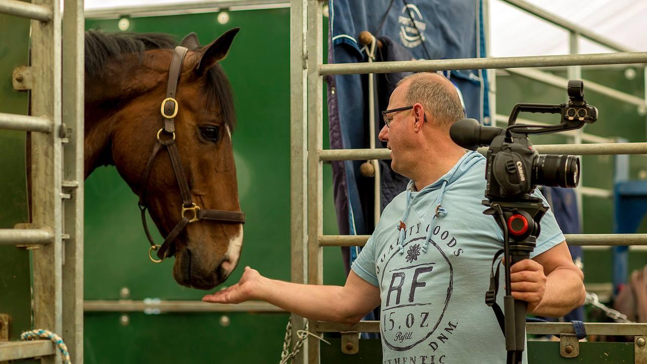 Horsecooper Paul Stapel