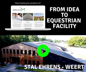 From idea to equestrian facility