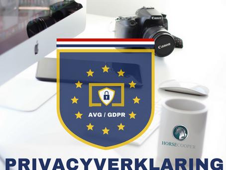 Update: Privacyverklaring