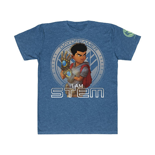 I AM STEM: ANIMUS Unisex Fitted Tee