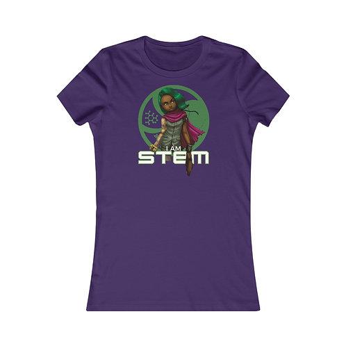 I AM STEM: COCOA Women's Favorite Tee