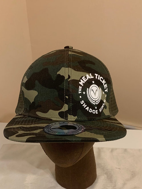 """Shadoe Army"" Trucker Snapback Official fight cap"