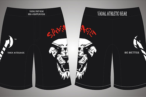 "Vandal ""Savage"" Fight Shorts"