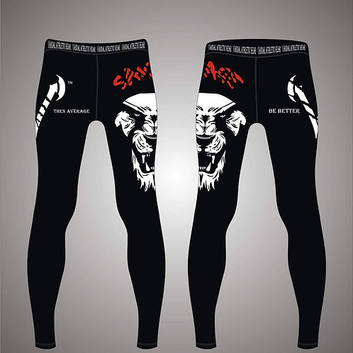 "Vandal ""Savage"" Grappling Tights"