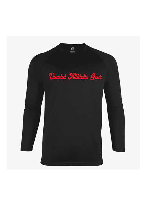 "Vandal ""Basic Trainer"" Long Sleeve Dri-fit"