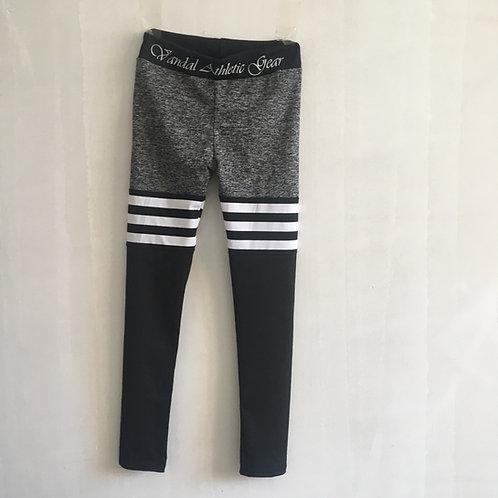 """Women Vandal """"Thigh High Sock"""" yoga pants"""
