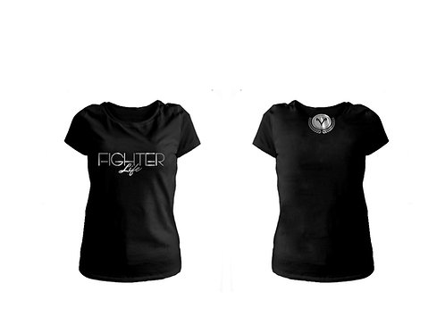 Fighter Life (Female)Tee