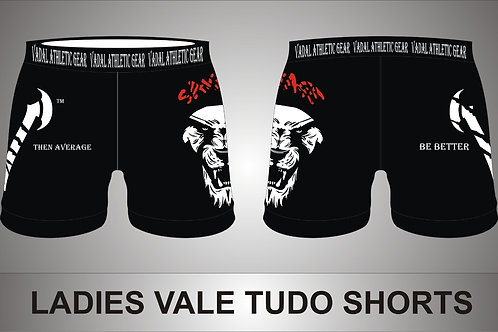 Women Savage Vale Tudo Fight Tights